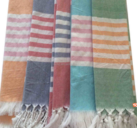 latest fashion turkish beach towel made in china