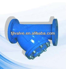 Y type strainer fittings,Y filter
