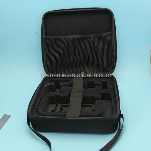EVA material custom portable microphone carry case