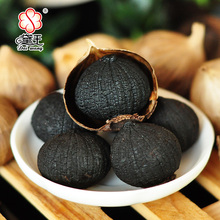 Natural Good Taste Fermented Peeled Single / Solo Black Garlic