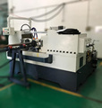 lead rod thread rolling process machine TB-70S