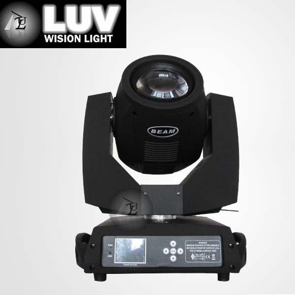 2016 New Hot sale sharpy beam 230 7R moving head 230w sharpy 7r beam moving head light