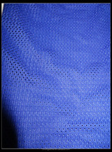Sportwear poly mesh/garments fabric