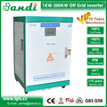 10KW Mitsubishi IPM 3 phase 380V off grid inverter dc to ac inverter full power and long service life
