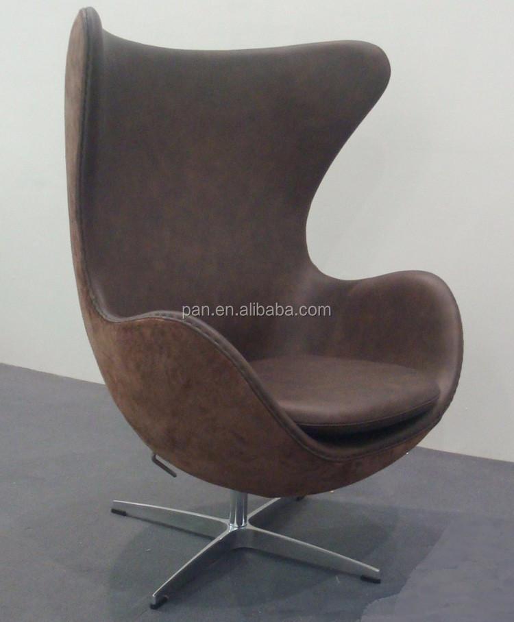 현대 디자이너 현대 라운지 의자 아르네 야콥 회전 날개 다시 ...