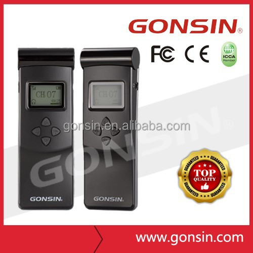 GONSIN 6-Channel IR Wireless Translation System Translation Device