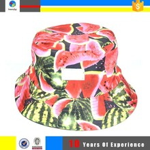promotional lady fashion bucket hat