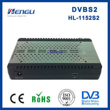Best selling dvb-s2 MPEG4 H.264 HD digital mini FTA satellite tv receiver