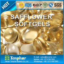 1000mg Weight Lose Product Safflower Extract Oil Supplement Tablets