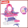 Pink dressing table toy for girl