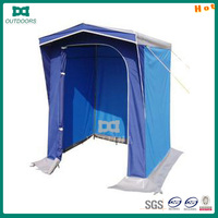 outdoor portable folding camping toilet tents