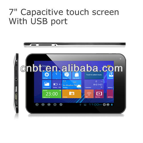 7 inch best seller cheap notebook laptop tablet pc with windows 8 UI