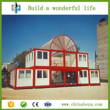 China container mobile home prefabricated easy build container offices for sale