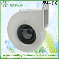 Small Size Centrifugal Wall Mounted Air Wind Blower Fan