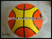 Promotion Basketball, Size 7, Rubber Material