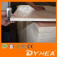Construction Real Estate Timber Plywood With