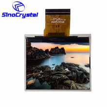 2.4 inch tft lcd module digital counter display for IC OTA5182A