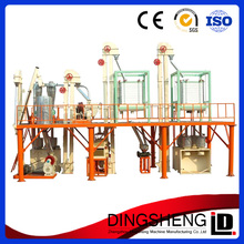 High quality healthy wheat flour mill wheat milling machine with low price