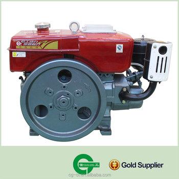 R180n Changgong Design Hot Sale Water Cooled 10 Hp Diesel