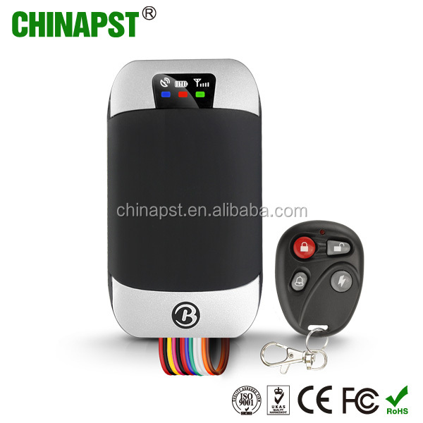 Hot Selling Manual GPS Vehicle Tracker Mini GPS Motor Tracker PST-VT303G