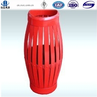 API standard certificate oilfield cement basket / cementing basket made in zhongshi group Ltd of China mainland
