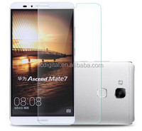 Screen Protector for Huawei Ascend Mate 7 9H 2.5D 0.33mm tempered glass film