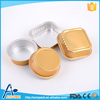 New arrive eco friendly aluminium foil food container for aircraft