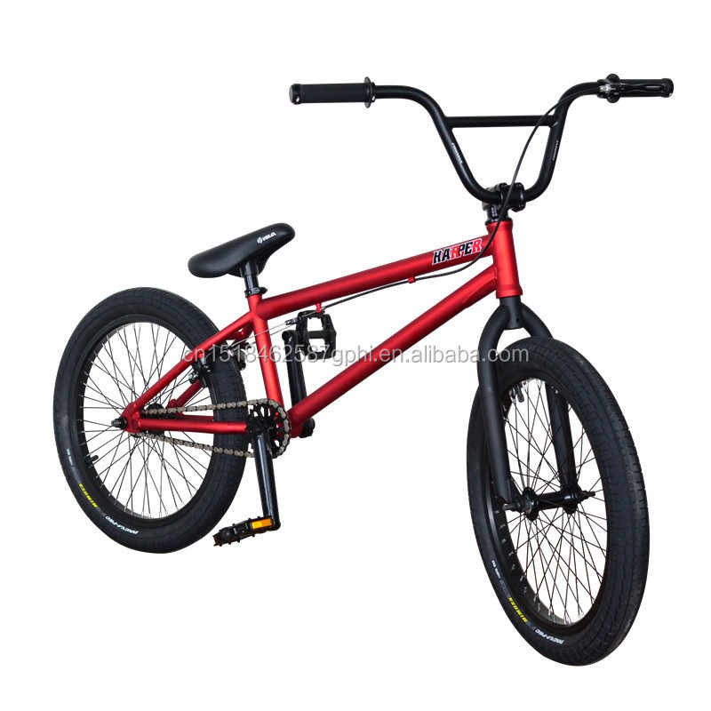 20 inch BMX Cromoly Freestyle Bicycle Bike
