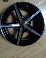 high quality new design japanese car alloy wheels with cheap price