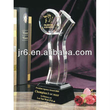 Crystal Trophy Figures,Glass Craft,Customized Glass Awards