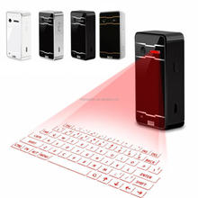 Custom Laser projection virtual keyboard wireless bluetooth virtual laser keyboard for tablet laptop desktop smart phone