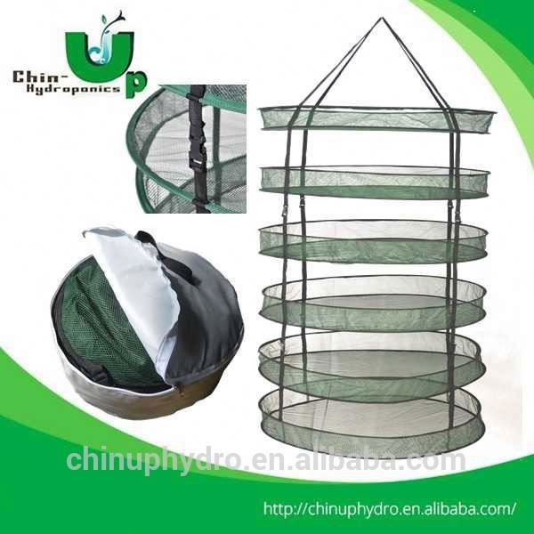 Indoor greenhouse hydroponics plant drying net/tube drying rooms
