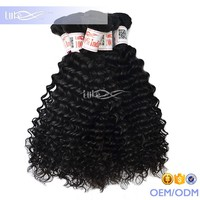 Wholesale High Quality Hot Selling Product Natural Color 100% Pure Unprocessed Raw Indian Hair