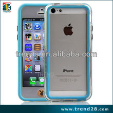 2014 new product glossy design bumper colorful case for iphone 5c