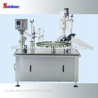 Monoblock Machine, Rotary Filling & Capping Machine