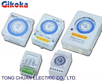 Gikoka / 24H Automatic Time Switch