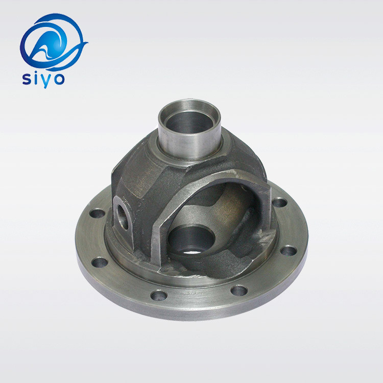 OEM iron casting and machining