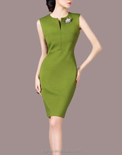 The new ladies fashion model evening traditional design pictures of elegant casual dresses for women