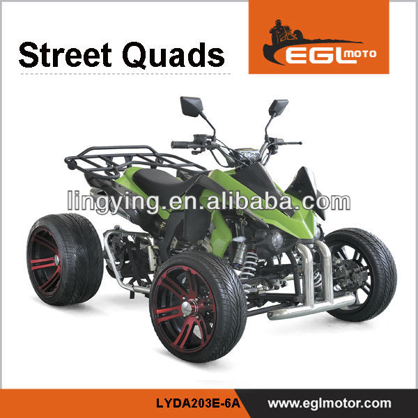 250CC Low chassis ATV Quad stylish version