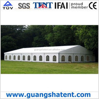 high quality outdoor aluminum pvc giant tent for fairs for sale