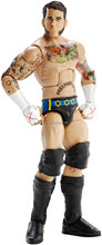 life-like pvc custom wrestling action figure/custom articulated plastic movable action figure/oem action figure