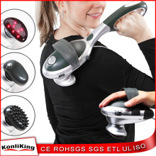 Professional Electronic infrared rolling neck massager