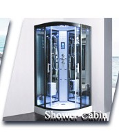 Glass Steam Shower Booth made in China