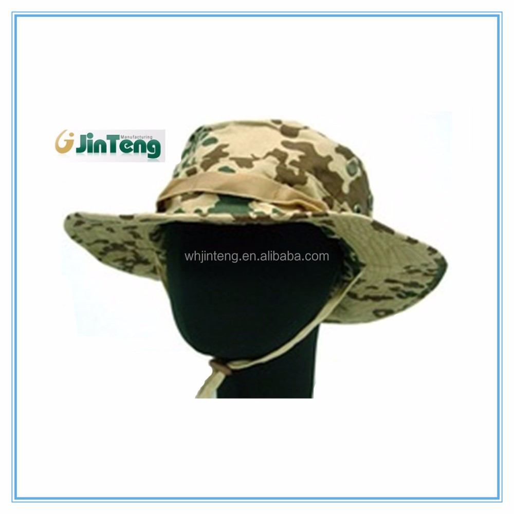 OEM factory Camouflage hat