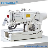 TOPEAGLE TBH-788/798 air-operated/electric direct-drive straight button holing sewing machine
