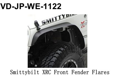 For jeep wrangle smittybilt xrc front fender flares