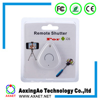 AXAET Hot Sale Ultrasonic Remote Shutter, Wireless Bluetooth Remote Control for Mobile Phone Selfie