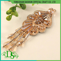 Glass Beads Fashion Shoe Accessory For