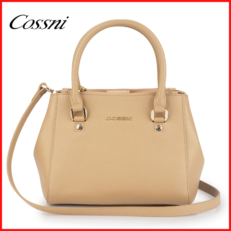 CR new business ideas europe hot sale high-capacity ladies leather tote bag simple style shoulder bag handbag
