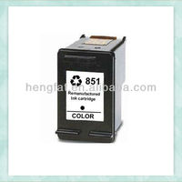 Remanufactured ink Cartridge for HP 851 C9364Z C9364 9364Z 9364